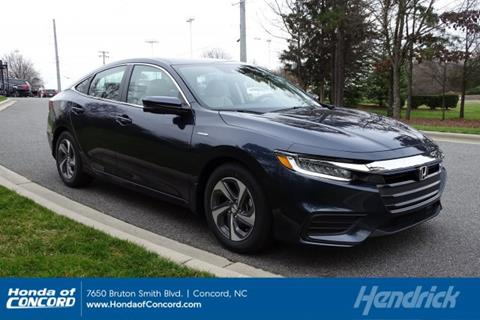 2019 Honda Insight for sale in Concord, NC