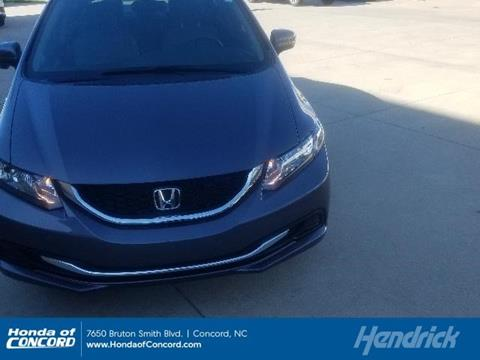 2015 Honda Civic for sale in Concord, NC