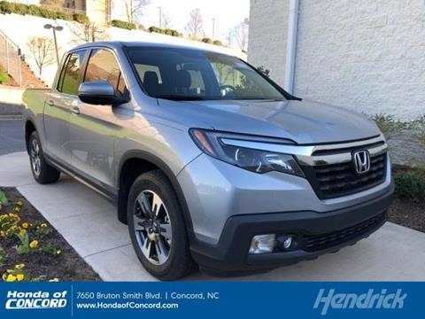 2017 Honda Ridgeline for sale in Concord, NC