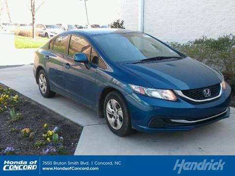 2013 Honda Civic for sale in Concord, NC