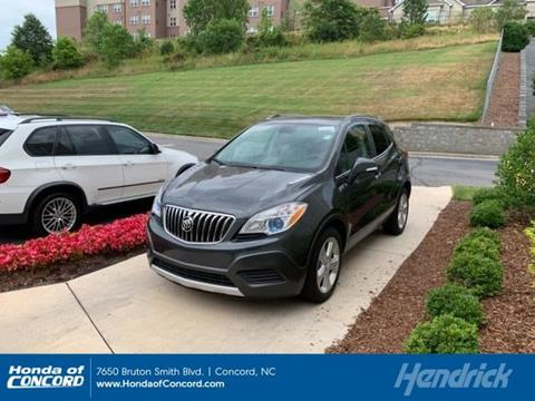 2016 Buick Encore for sale in Concord, NC