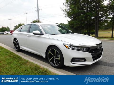 2019 Honda Accord for sale in Concord, NC