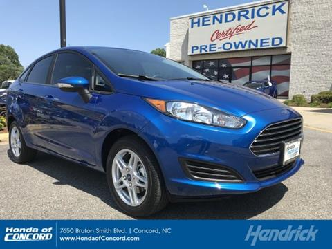 2019 Ford Fiesta for sale in Concord, NC