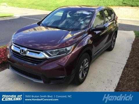 2018 Honda CR-V for sale in Concord, NC