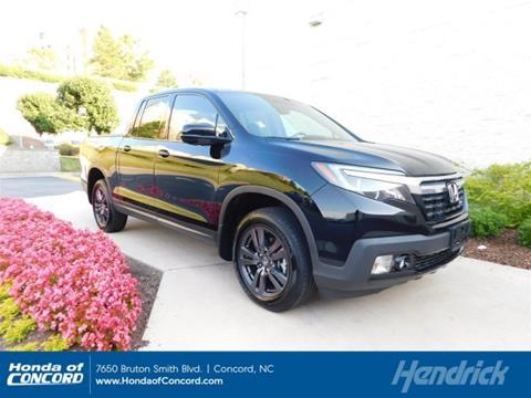 2018 Honda Ridgeline for sale in Concord, NC