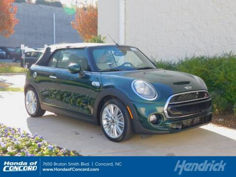 2017 MINI Convertible for sale in Concord, NC