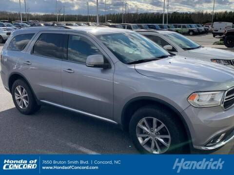 2015 Dodge Durango Limited for sale at HONDA OF CONCORD in Concord NC