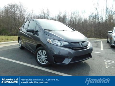 2017 Honda Fit for sale in Concord NC