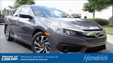 2017 Honda Civic for sale in Concord, NC