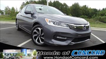 2017 Honda Accord for sale in Concord, NC