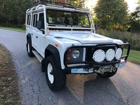 Range Rover Defender For Sale >> 1993 Land Rover Defender For Sale In Charlotte Nc