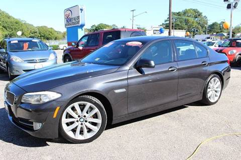2012 BMW 5 Series for sale in Norfolk, VA