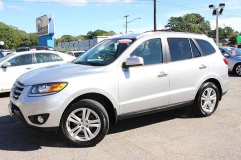 2012 Hyundai Santa Fe for sale in Norfolk, VA