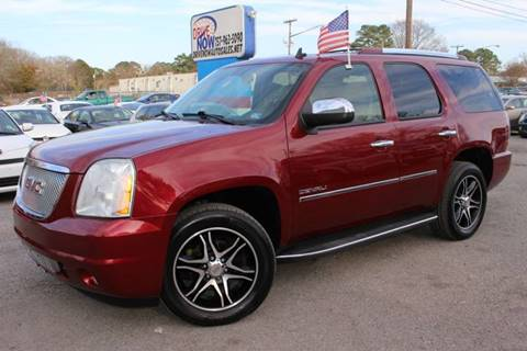 2009 GMC Yukon for sale in Norfolk, VA