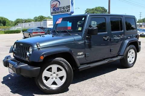 2007 Jeep Wrangler Unlimited for sale in Norfolk, VA