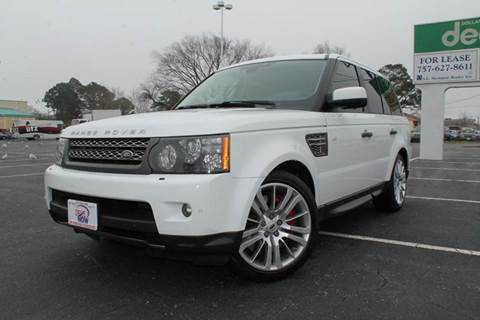 2011 Land Rover Range Rover Sport for sale at Drive Now Auto Sales in Norfolk VA