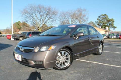 2009 Honda Civic for sale at Drive Now Auto Sales in Norfolk VA
