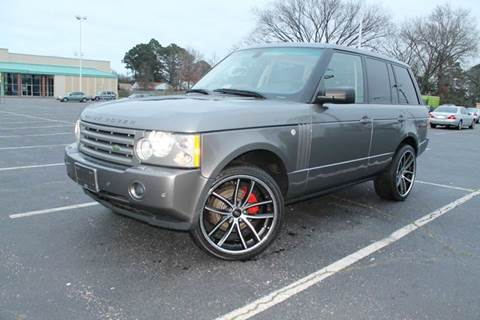 2007 Land Rover Range Rover for sale at Drive Now Auto Sales in Norfolk VA