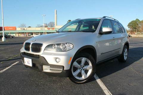 2007 BMW X5 for sale at Drive Now Auto Sales in Norfolk VA