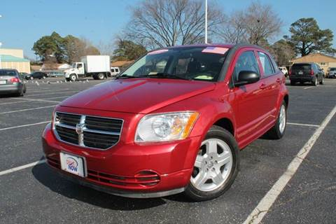 2009 Dodge Caliber for sale at Drive Now Auto Sales in Norfolk VA