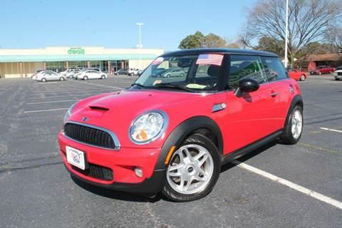 2008 MINI Cooper for sale at Drive Now Auto Sales in Norfolk VA