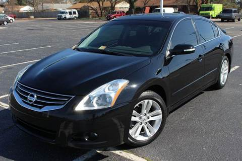 2011 Nissan Altima for sale at Drive Now Auto Sales in Norfolk VA