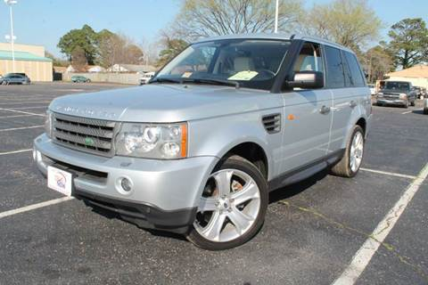 2007 Land Rover Range Rover Sport for sale at Drive Now Auto Sales in Norfolk VA