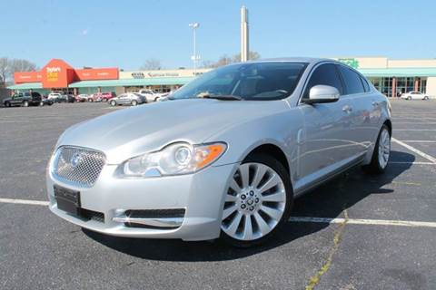 2009 Jaguar XF for sale at Drive Now Auto Sales in Norfolk VA