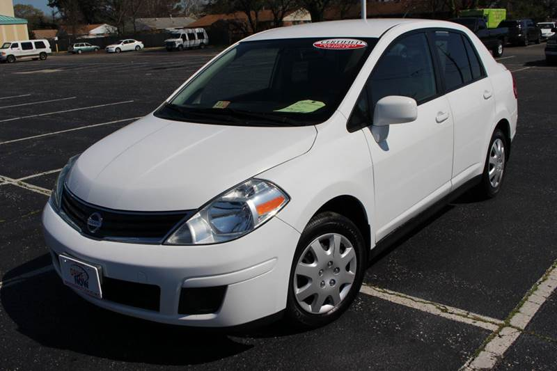 2011 Nissan Versa for sale at Drive Now Auto Sales in Norfolk VA