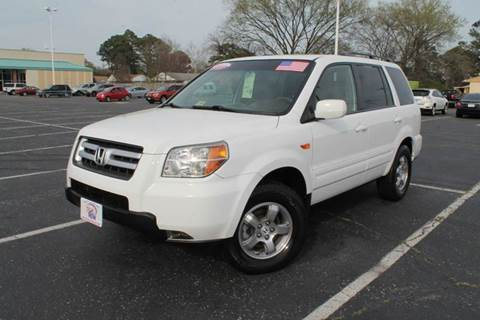 2008 Honda Pilot for sale at Drive Now Auto Sales in Norfolk VA