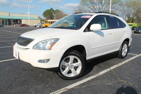 2004 Lexus RX 330 for sale at Drive Now Auto Sales in Norfolk VA