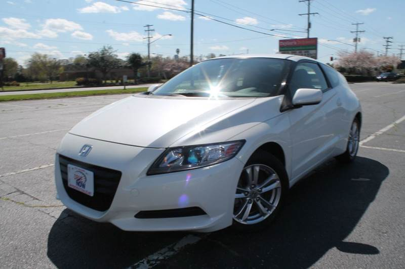2012 Honda CR-Z for sale at Drive Now Auto Sales in Norfolk VA