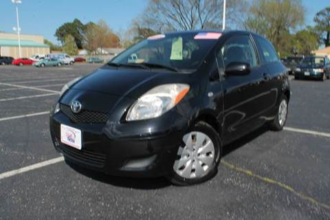 2009 Toyota Yaris for sale at Drive Now Auto Sales in Norfolk VA