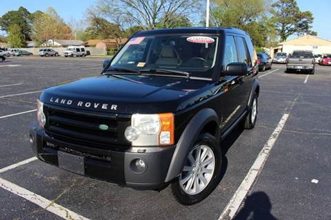 2008 Land Rover LR3 for sale at Drive Now Auto Sales in Norfolk VA