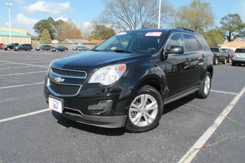 2010 Chevrolet Equinox for sale at Drive Now Auto Sales in Norfolk VA