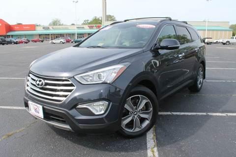 2013 Hyundai Santa Fe for sale at Drive Now Auto Sales in Norfolk VA