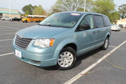 2008 Chrysler Town and Country for sale at Drive Now Auto Sales in Norfolk VA