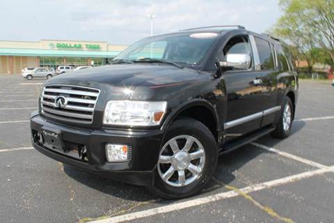 2007 Infiniti QX56 for sale at Drive Now Auto Sales in Norfolk VA