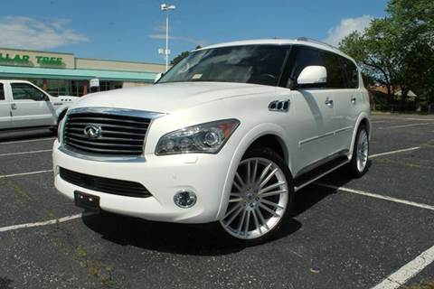 2011 Infiniti QX56 for sale at Drive Now Auto Sales in Norfolk VA