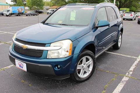 2006 Chevrolet Equinox for sale at Drive Now Auto Sales in Norfolk VA