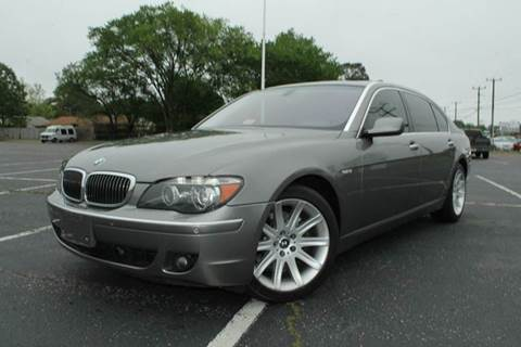 2006 BMW 7 Series for sale at Drive Now Auto Sales in Norfolk VA
