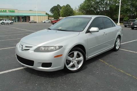2008 Mazda MAZDA6 for sale at Drive Now Auto Sales in Norfolk VA