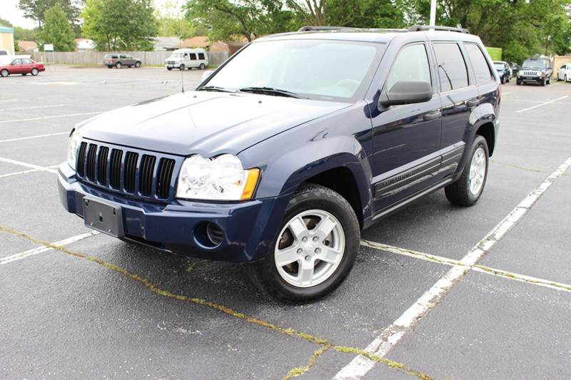 2006 Jeep Grand Cherokee for sale at Drive Now Auto Sales in Norfolk VA