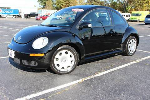 2010 Volkswagen New Beetle for sale in Norfolk, VA