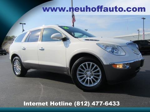 2010 Buick Enclave for sale in Evansville, IN