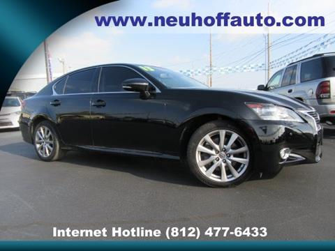 2013 Lexus GS 350 for sale in Evansville, IN