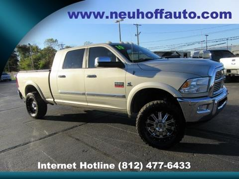 2010 Dodge Ram Pickup 3500 for sale in Evansville, IN