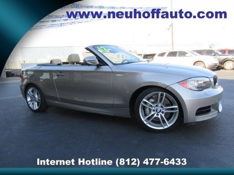 2012 BMW 1 Series for sale in Evansville, IN