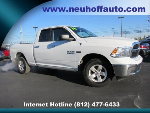 Used ram ram pickup 1500 for sale in evansville in for Integrity motors group evansville in