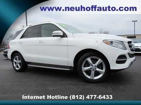 2016 Mercedes-Benz GLE for sale in Evansville, IN